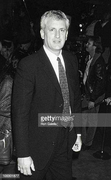 Ed Schlossberg during Premiere of Bram Stoker's Dracula at Mann's Chinese Theater in Hollywood CA United States