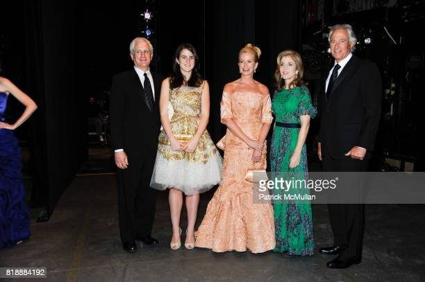 Ed Schlossberg Rose Schlossberg Blaine Trump Caroline Kennedy and Steve Simmons attend AMERICAN BALLET THEATRE Celebrates the opening of their 70th...