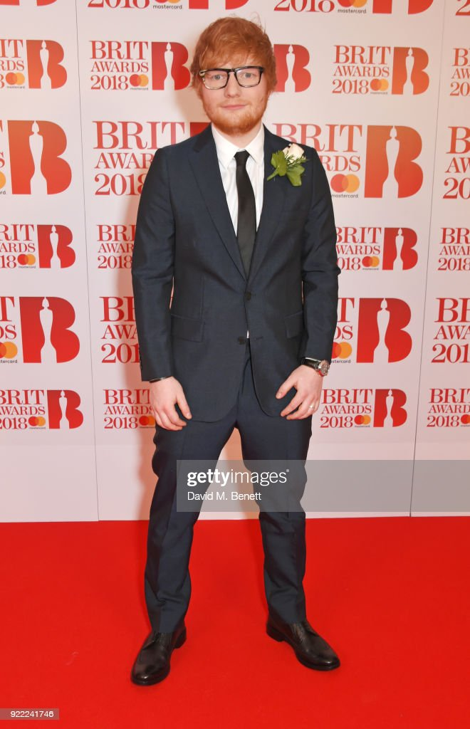 The BRIT Awards 2018 - VIP Arrivals