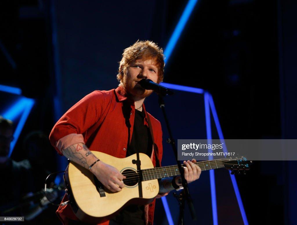 2017 MTV Video Music Awards - Roaming Show : Nachrichtenfoto