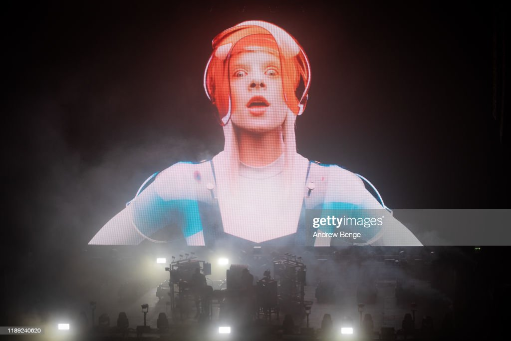 The Chemical Brothers Perform At First Direct Arena, Leeds : News Photo