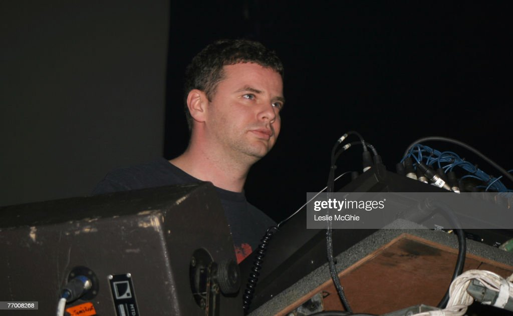The Chemical Brothers in Concert at Brixton Academy in London - December 9, 2005 : News Photo