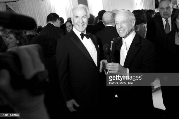Ed Snider and Jerry Blavat attend National Museum of American Jewish History Grand Opening Gala at Market Street 5th on November 13 2010 in...