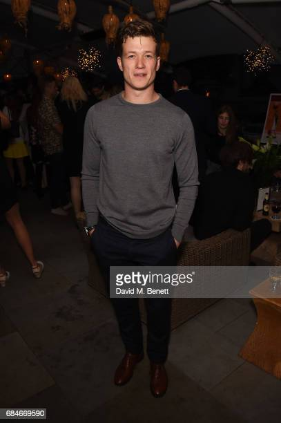 Ed Speleers attends the Gentleman's Journal Bermuda 35th America's Cup summer party hosted by Jack Guinness at Ham Yard Hotel on May 18 2017 in...
