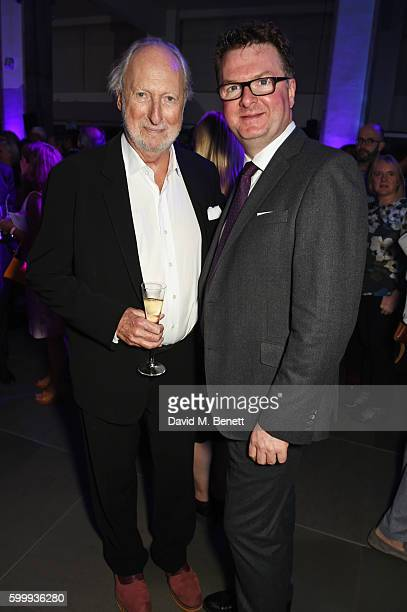 Ed Victor and Ewan Venters attend The London Evening Standard's 'Progress 1000 London's Most Influential People 2016' in partnership with Citi at The...