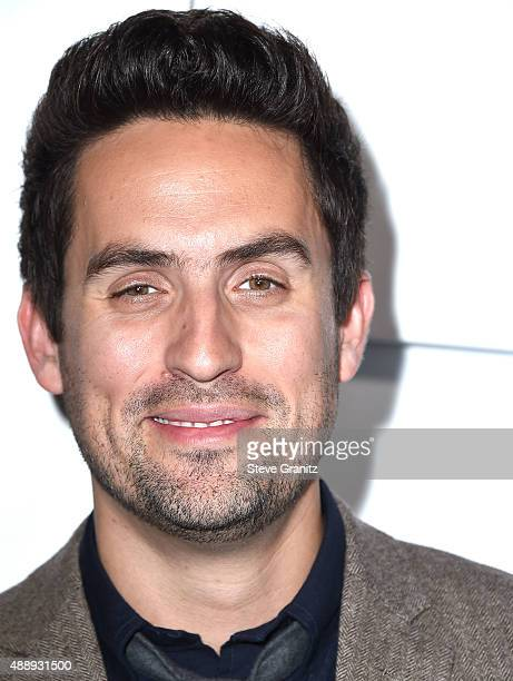 Ed Weeks arrives at the Audi Celebrates Emmys Week 2015 at Cecconi's on September 17 2015 in West Hollywood California