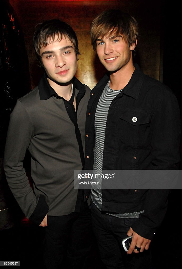 Ed Westwick and Chace Crawford of 'Gossip Girl'