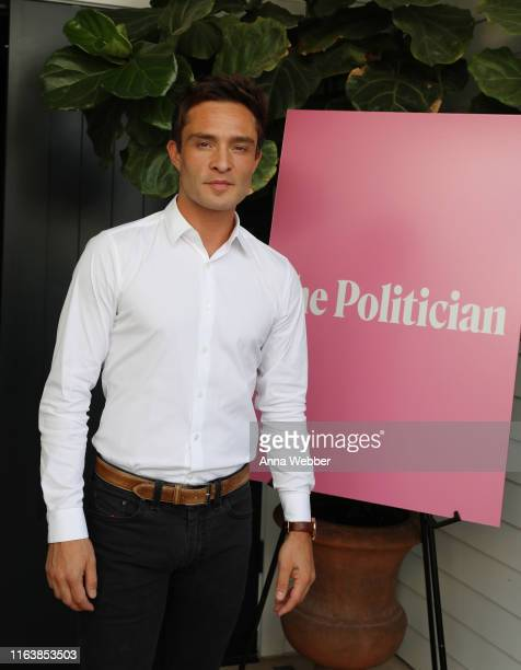Ed Westwick attends Netflix's The Politician ‑ LA Tastemaker at San Vicente Bungalows on July 23 2019 in West Hollywood California