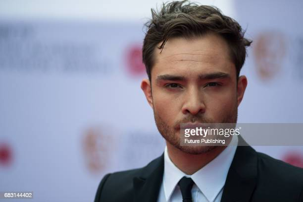 Ed Westwick attends the Virgin TV British Academy Television Awards ceremony at the Royal Festival Hall on May 14 2017 in London United Kingdom...