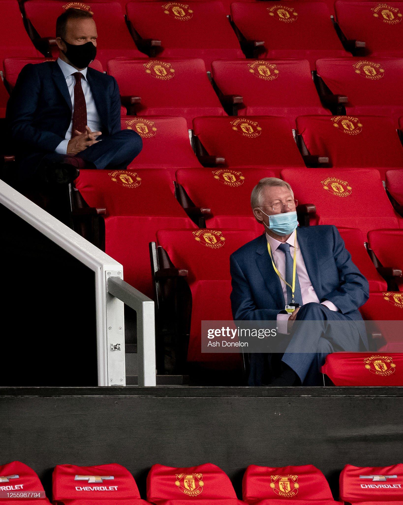 Manchester United v Southampton FC - Premier League : News Photo