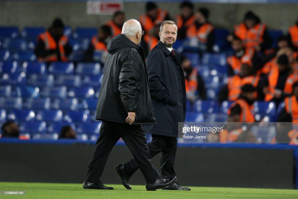 Chelsea FC v Manchester United - Premier League : News Photo