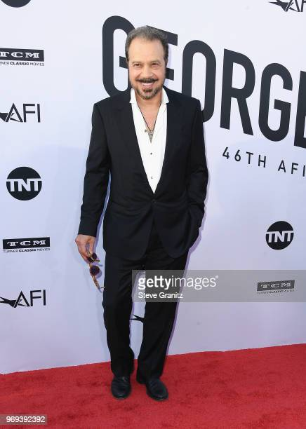 Ed Zwick attends the American Film Institute's 46th Life Achievement Award Gala Tribute to George Clooney at Dolby Theatre on June 7 2018 in...