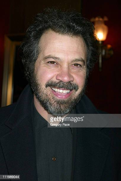 """Ed Zwick, director during """"The Last Samurai"""" New York Premiere - Inside Arrivals at The Ziegfeld Theater in New York City, New York, United States."""