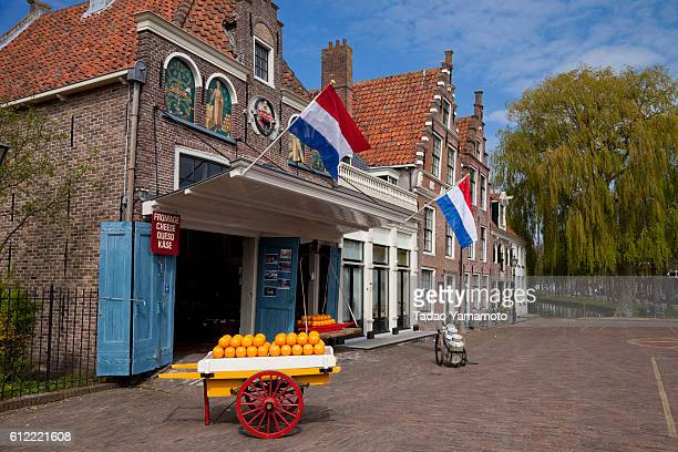 Edam Cheese and Weighing House