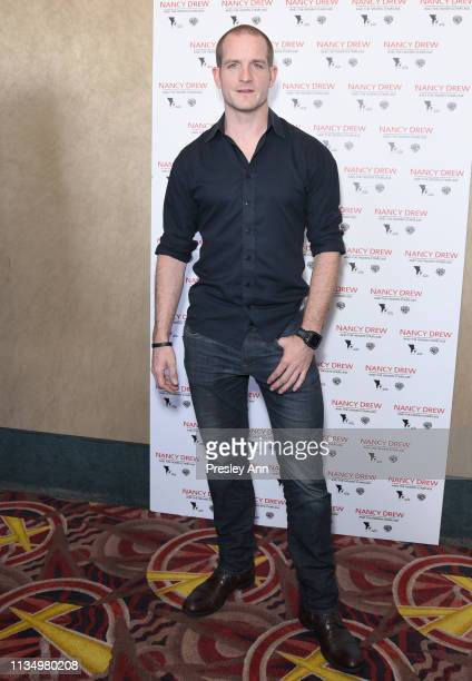Edd Lukas attends the red carpet premiere of 'Nancy Drew and the Hidden Staircase' at AMC Century City 15 on March 10 2019 in Century City California...