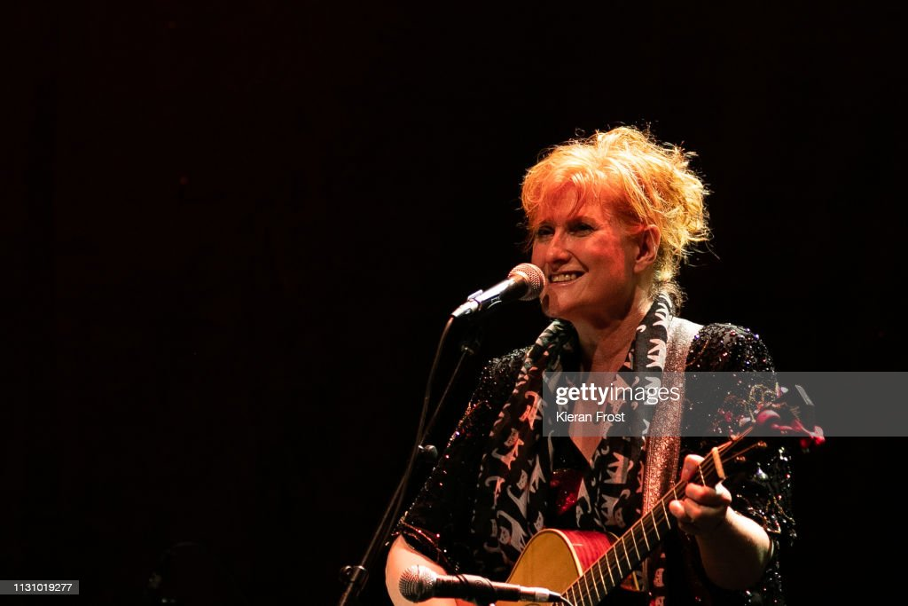 IRL: Eddi Reader Performs At Vicar Street