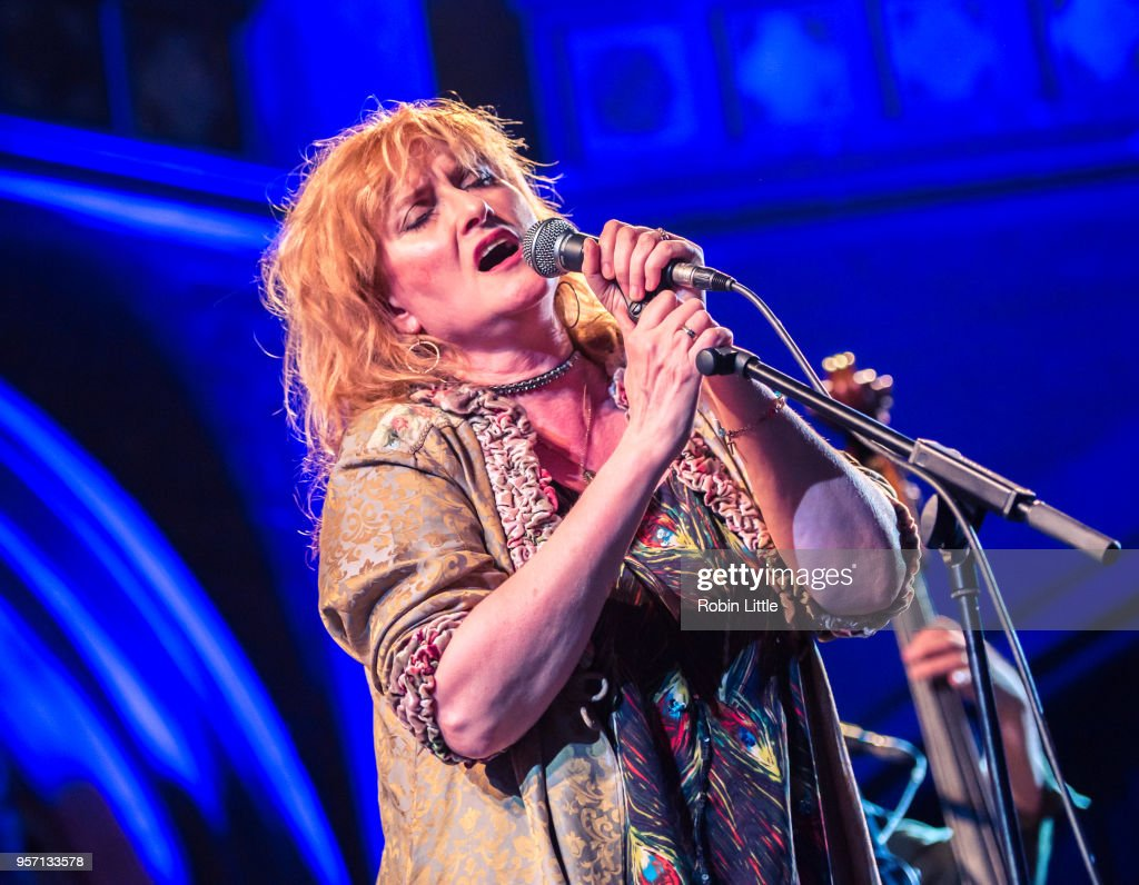 Eddi Reader Performs At The Union Chapel