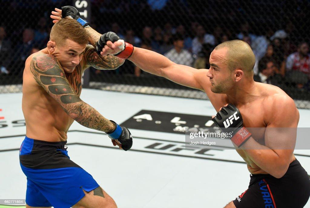 UFC 211: Alvarez v Poirier : News Photo