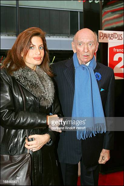Eddie Barclay at Dalida TV Film Tribute To The Singer