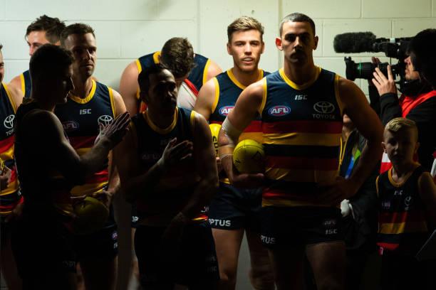 AUS: AFL Rd 18 - Adelaide v Essendon