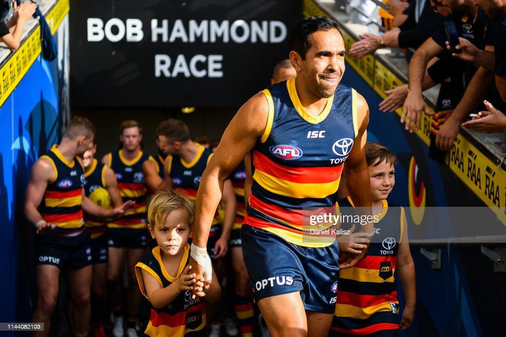 AUS: AFL Rd 5 - Adelaide v Gold Coast