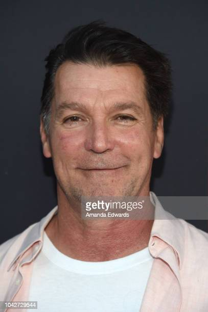 Eddie Braun attends the Closing Night Screening of 'Nomis' during the 2018 LA Film Festival at ArcLight Cinerama Dome on September 28 2018 in...