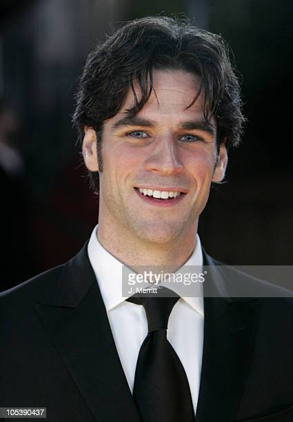 Eddie Cahill during 31st Annual People's Choice Awards Arrivals at Pasadena Civic Auditorium in Pasadena California United States