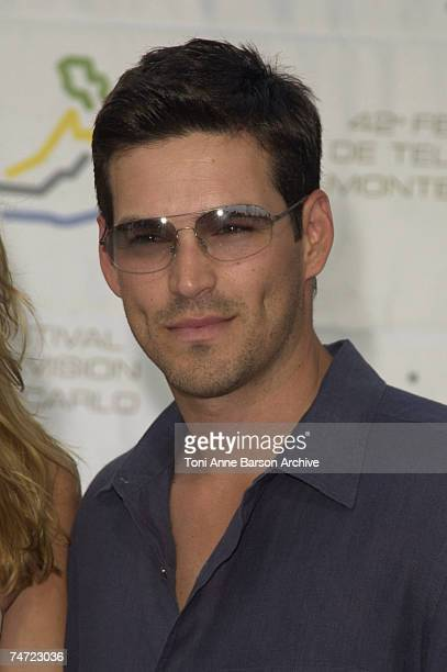 Eddie Cibrian at the Grimaldi Forum in MonteCarlo Monaco