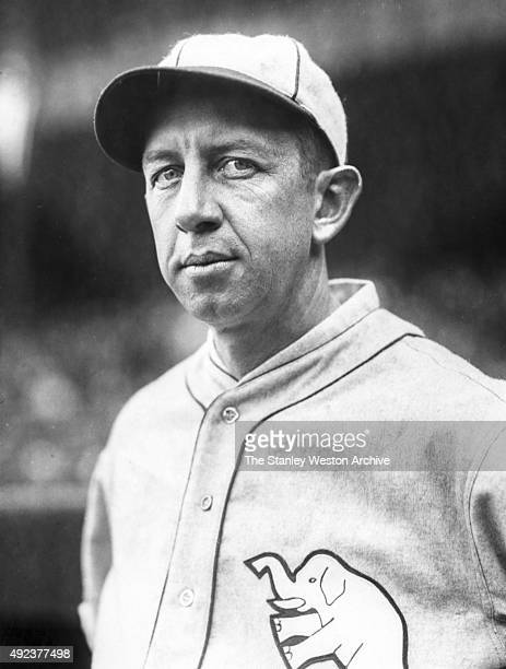 Eddie Collins of the Philadelphia Athletics poses for a portrait circa 1927
