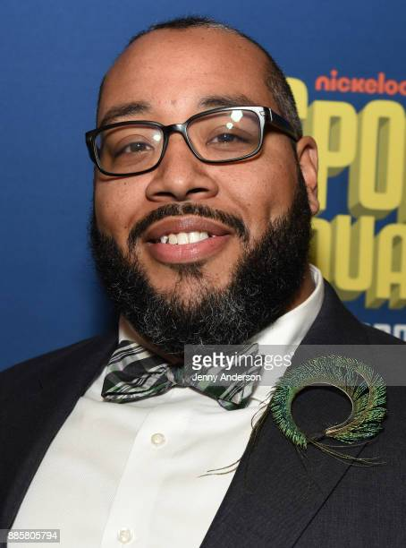 Eddie Cooper attends Opening Night of Nickelodeon's SpongeBob SquarePants The Broadway Musical at Palace Theatre on December 4 2017 in New York City