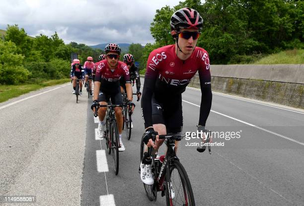 Eddie Dunbar of Ireland and Team INEOS / during the 102nd Giro d'Italia 2019 Stage 6 a 238km stage from Cassino to San Giovanni Rotondo 584m / Tour...