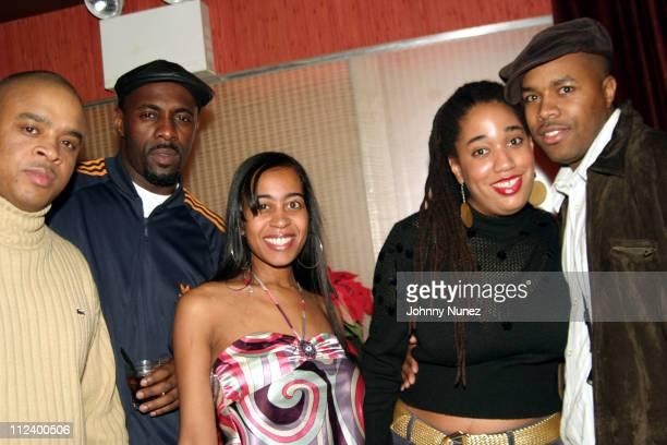 Eddie F Idris Elba Ms Taylor Margo Watson and D Nice