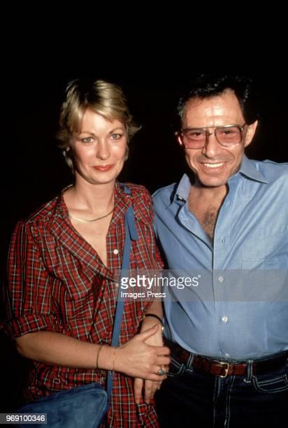 Eddie Fisher and Lindsay Davis circa 1981 in New York City.