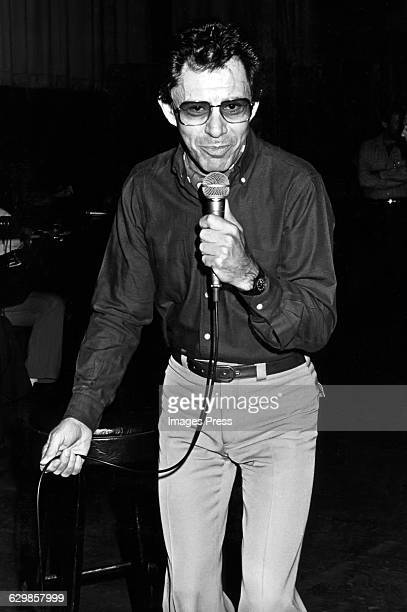 1980s: Eddie Fisher circa 1980s in New York City.