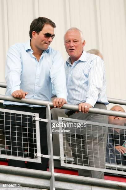 Eddie HEARN / Barry HEARN Presidents de Leyton Orient Leyton Orient / Tottenham Hotspur Match amical
