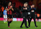 bournemouth england eddie howe manager afc