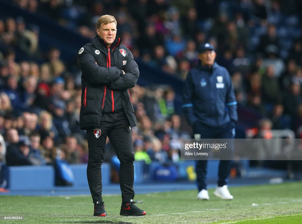 West Bromwich Albion v AFC Bournemouth - Premier League : News Photo