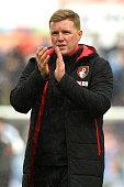 huddersfield england eddie howe manager afc