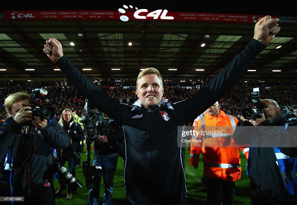 AFC Bournemouth v Bolton Wanderers - Sky Bet Championship : News Photo