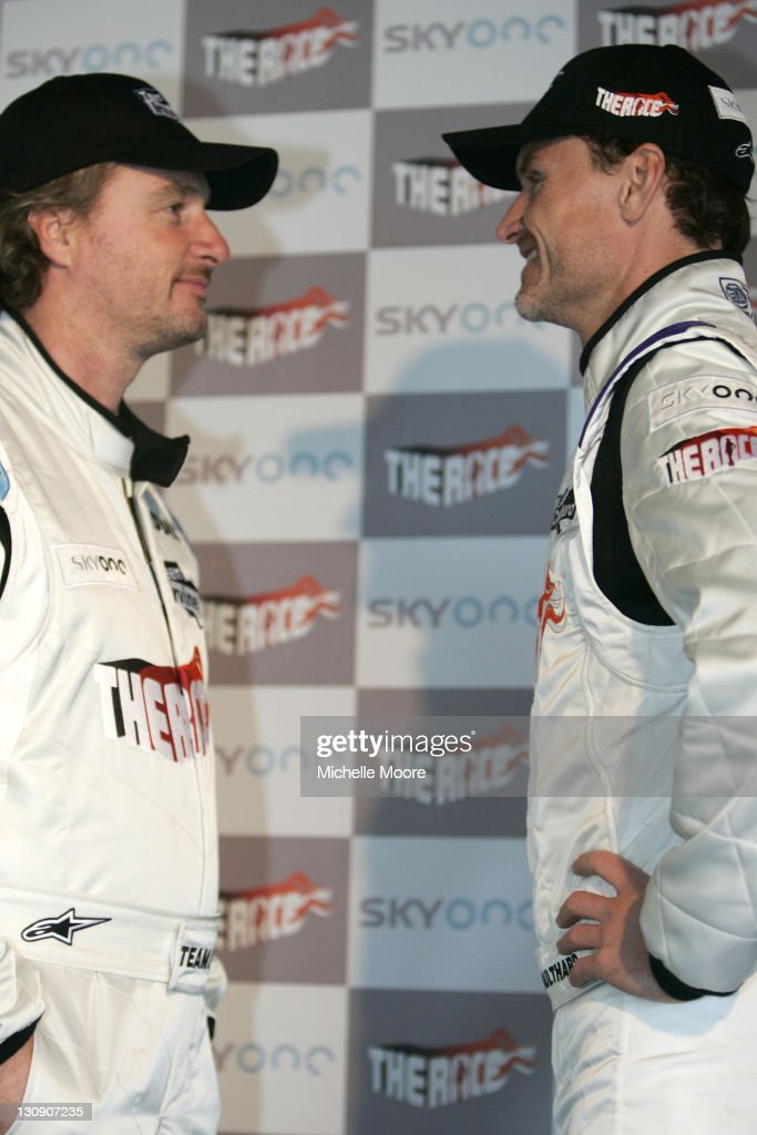 The Race - Photocall and Press Conference
