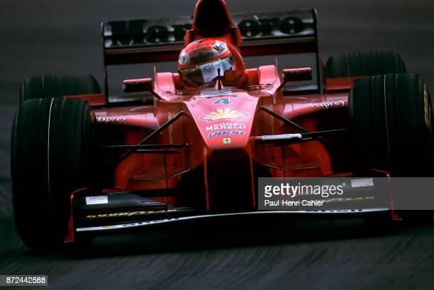 Eddie Irvine Ferrari F300 Grand Prix of Canada Circuit Gilles Villeneuve 07 June 1998