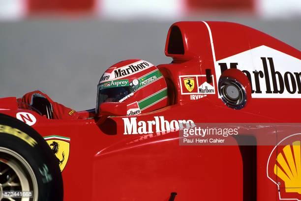 Eddie Irvine Ferrari F310B Grand Prix of Canada Circuit Gilles Villeneuve 15 June 1997