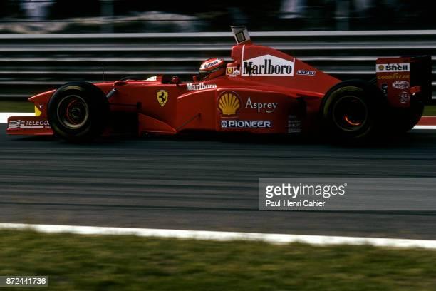Eddie Irvine Ferrari F310B Grand Prix of Italy Autodromo Nazionale Monza 07 September 1997