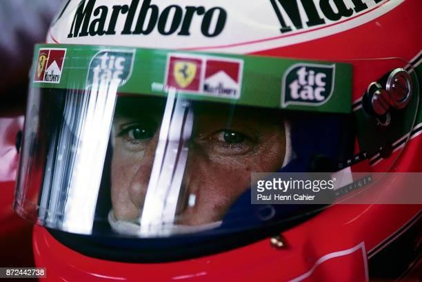 Eddie Irvine Ferrari F399 Grand Prix of Brazil Autodromo Jose Carlos Pace Interlagos Sao Paolo 11 April 1999