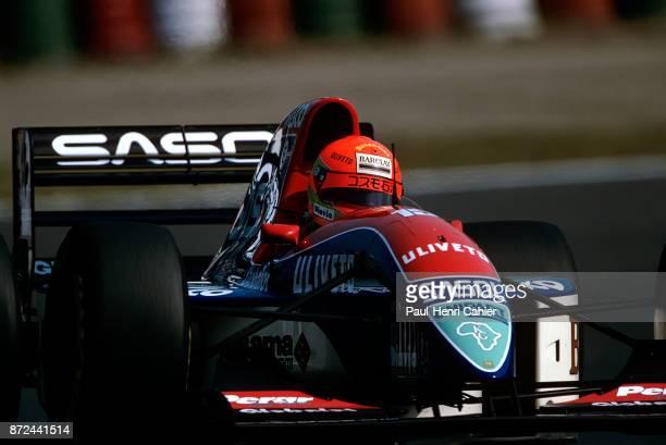Eddie Irvine JordanHart 193 Grand Prix of Japan Suzuka Circuit 24 October 1993