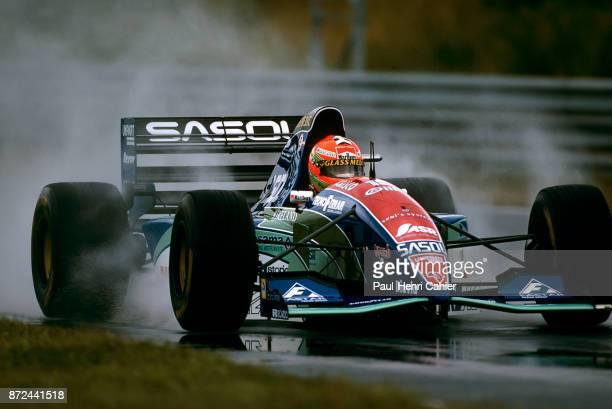 Eddie Irvine JordanHart 194 Grand Prix of Hungary Hungaroring 14 August 1994