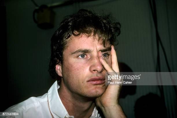 Eddie Irvine JordanHart 194 Grand Prix of Italy Autodromo Nazionale Monza 11 September 1994