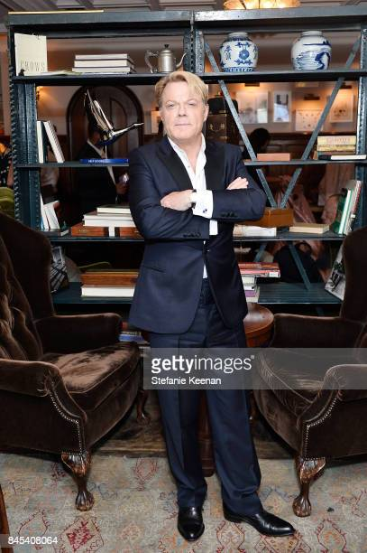 Eddie Izzard at Focus Features' VICTORIA ABDUL premiere party hosted by GREY Vodka and Soho House on September 10 2017 in Toronto Canada