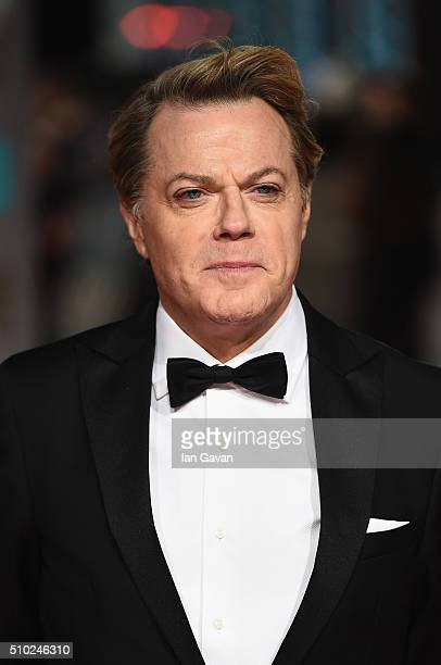 Eddie Izzard attends the EE British Academy Film Awards at the Royal Opera House on February 14 2016 in London England