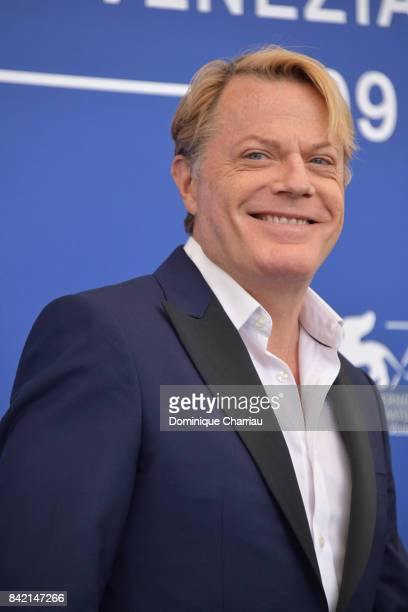 Eddie Izzard attends the 'Victoria & Abdul And Jaeger-LeCoultre Glory To The Filmaker Award 2017' Cinema photocall during the 74th Venice Film...